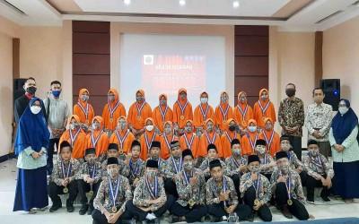 Akhirussanah Siswa Siswi Kelas VI MI Muhammadiyah Patikraja