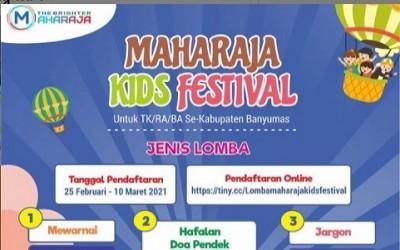 Maharaja Kids Festival